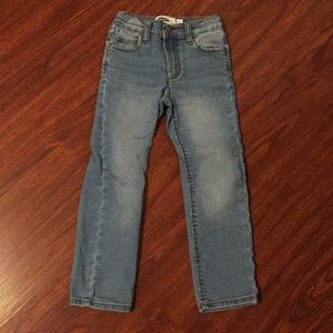 Light Blue Boys Skinny Jeans
